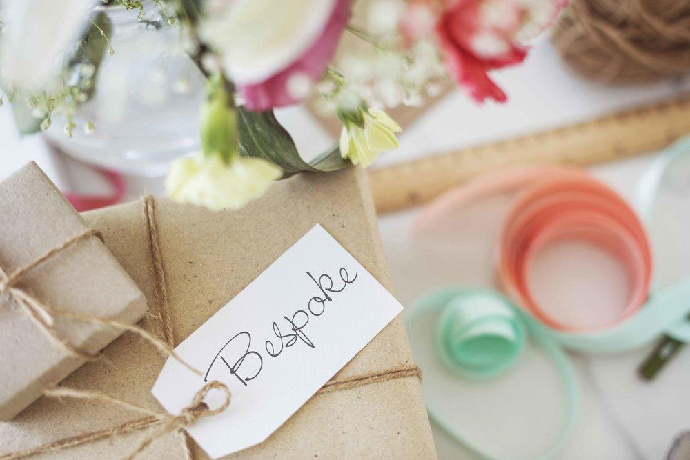 Create a custom gift box