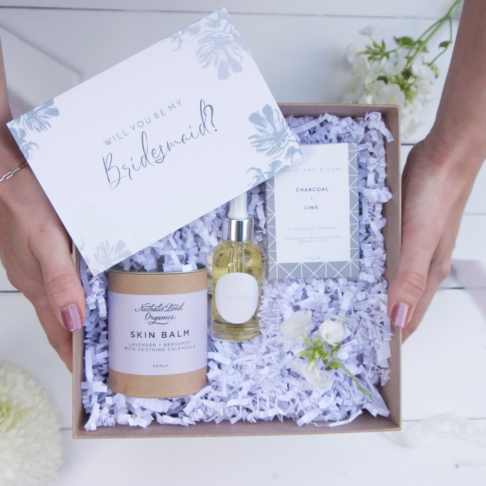 BRIDESMAID GIFTS -