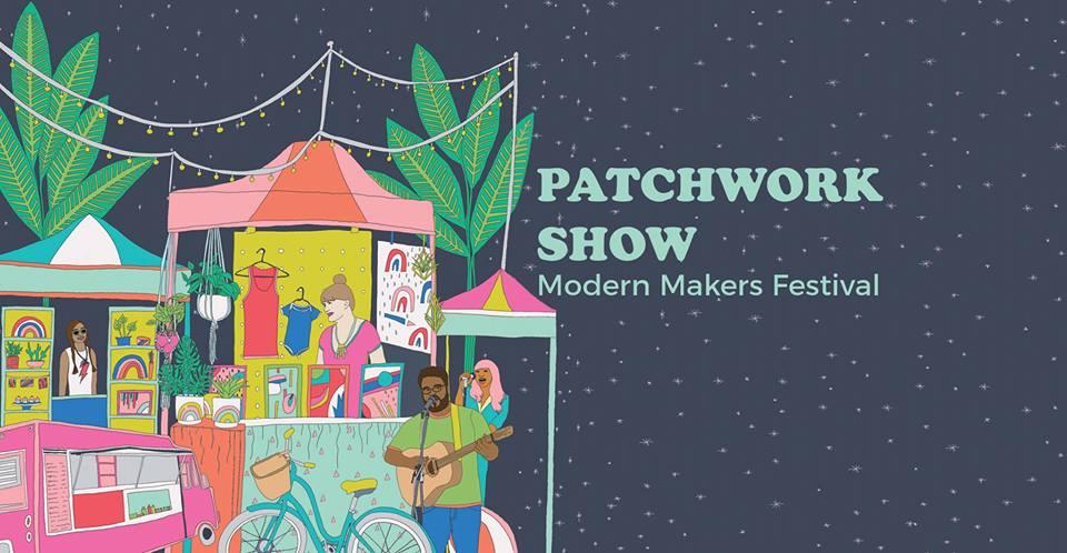 Patchwork Show Santa Ana Makers Festival