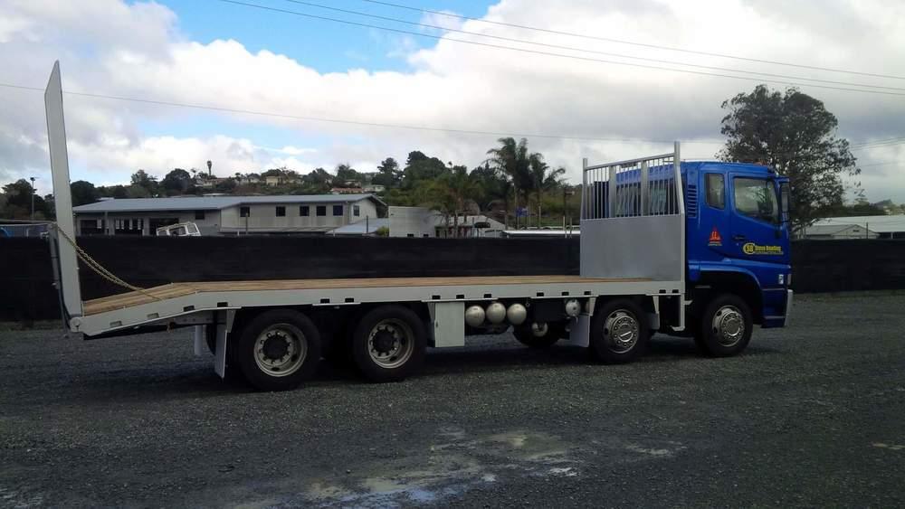 Transporter Decks