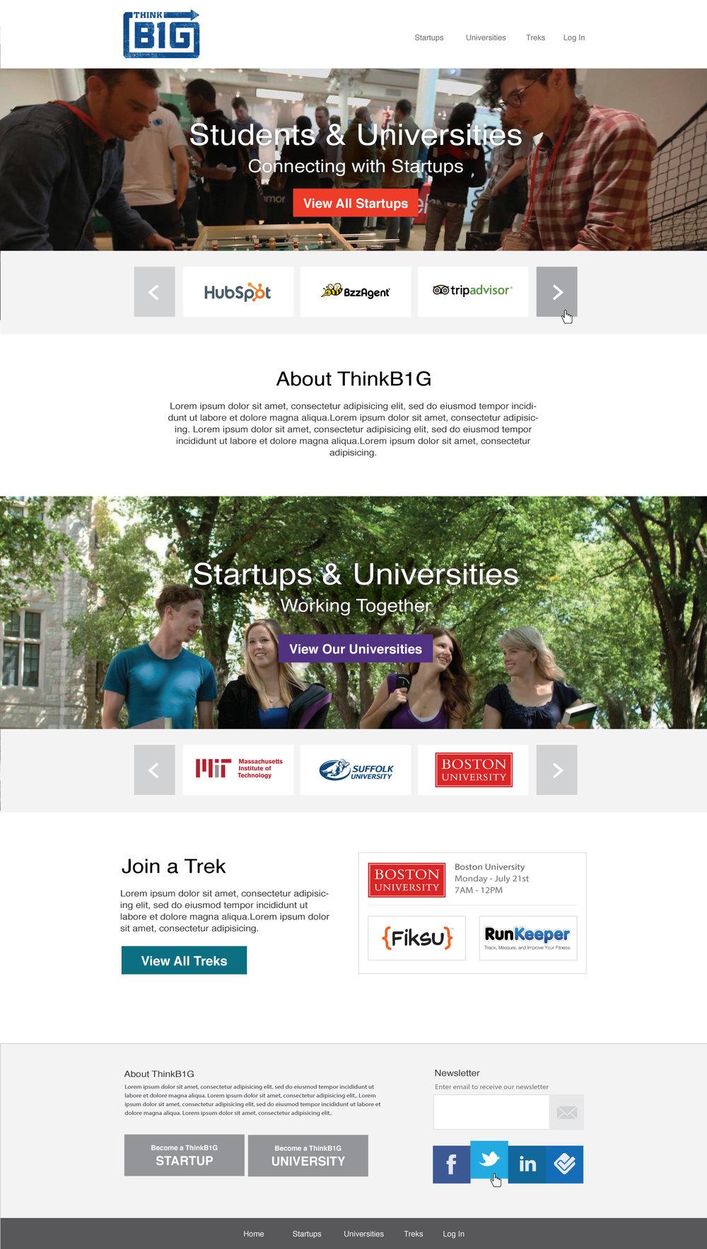 ThinkB1G Web Design