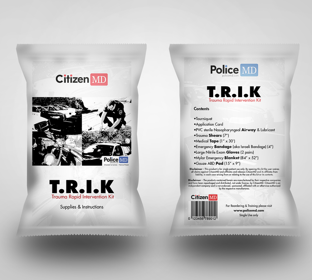 The Trauma Rapid Intervention Kit (T.R.I.K)