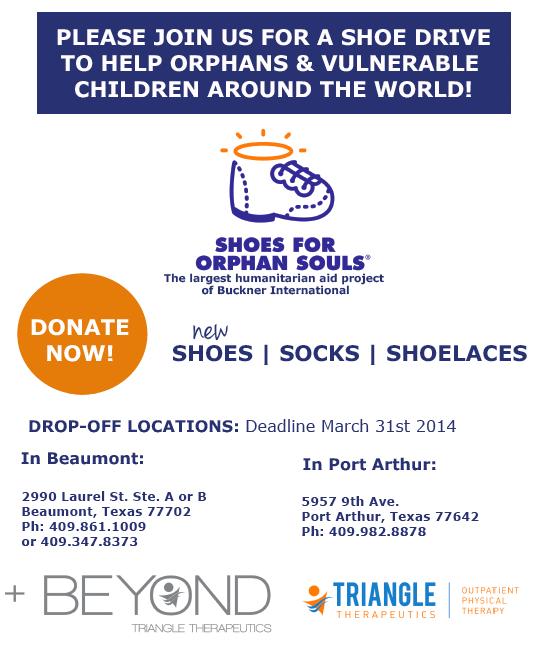 Shoe Buckner Drive 2014