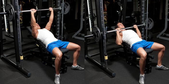 Incline-Smith-Machine-Medium-Grip-Bench-Press
