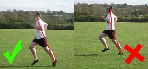 running-posture