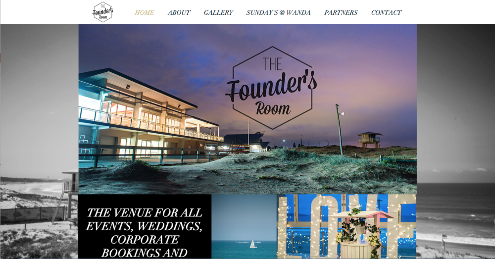 The Foundation Room – Wanda Surf Club