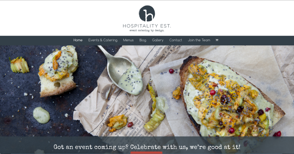 Hospitality Establishment – Caterers