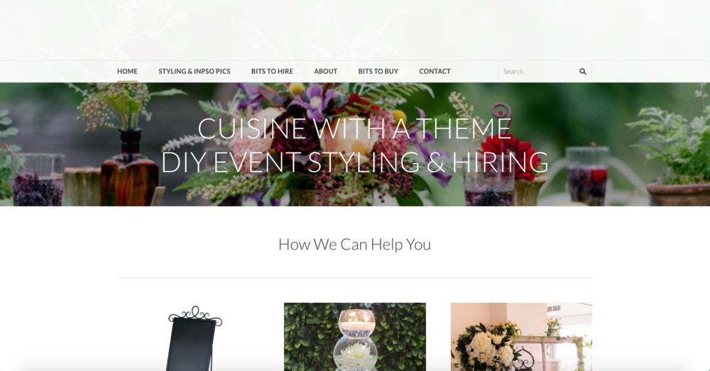 She Cave (Cuisine with a Theme) – Hire & Purchase