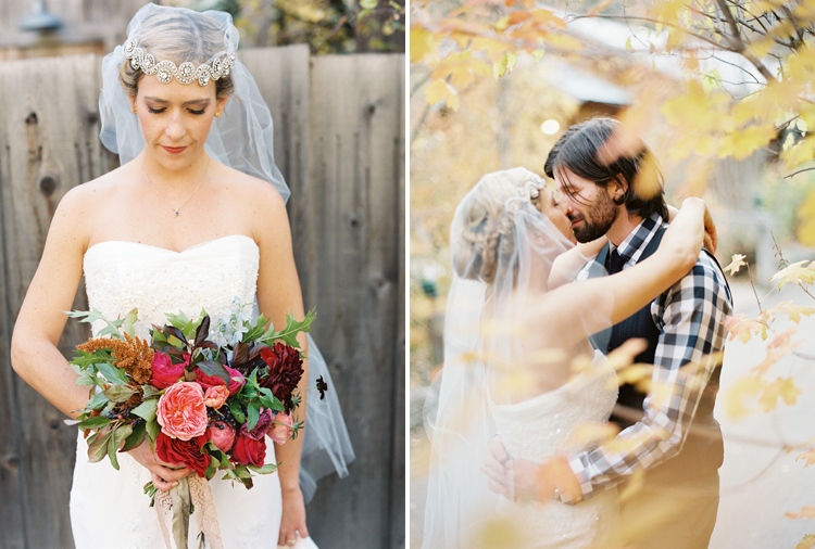 Autumn Sundance Wedding