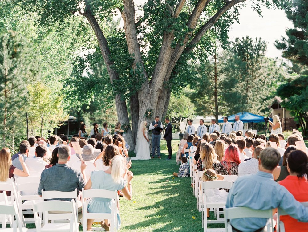 Katelin & Tony - zion national park wedding
