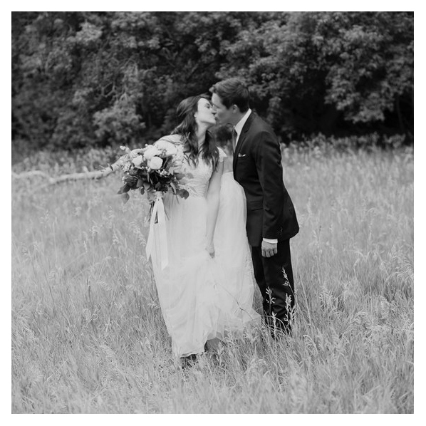 AMBER & STEVEN - mountain bride & groom formals