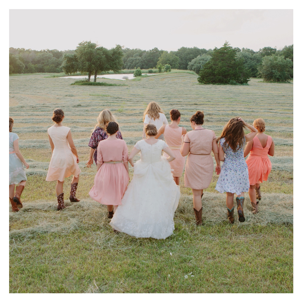 LIZZY & CHASE - ranch wedding | texas
