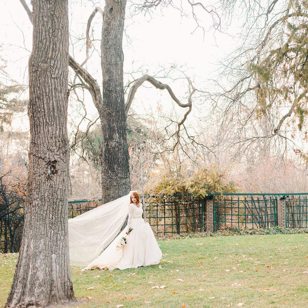 Sarah Bridals - Garden Formals