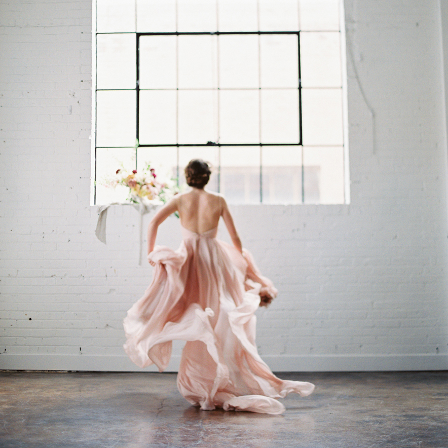 Ballet Editorial - Sophie Baddley & La Fete Floral