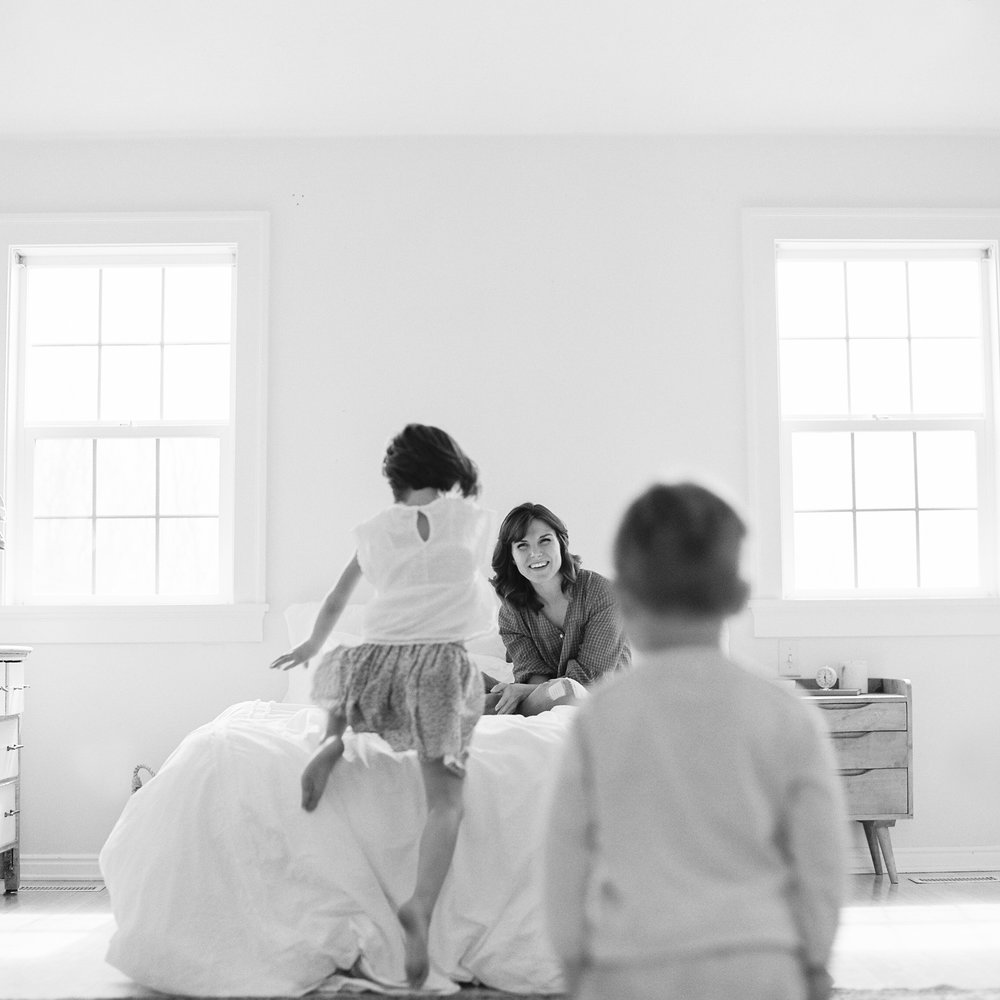 Haderlie Family - In-Home Session