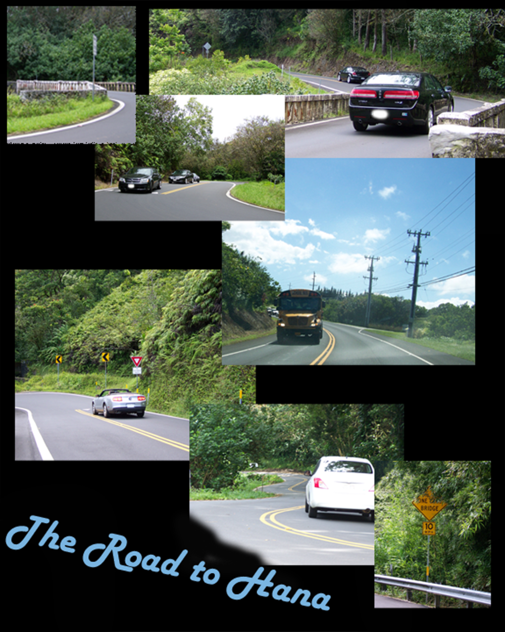 The Road to Hana is illustrative of both the challenges to and opportunities for providing transportation solutions for the citizens of Hawaii.