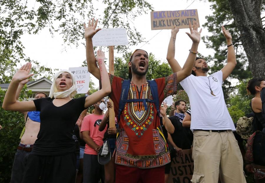 Credit:Jonathan Bachman/Reuters