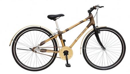 City Bamboo Bike