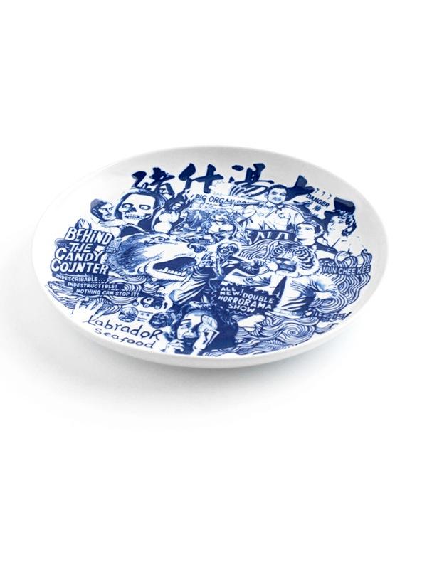 Mojoko Limited Edition Ceramic Plate