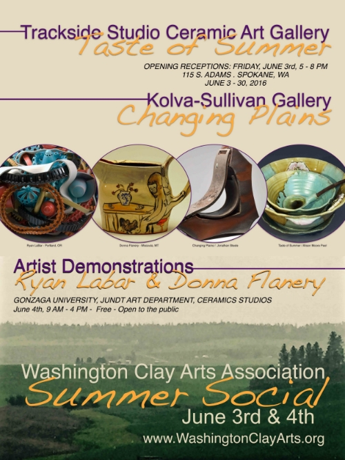 Washington Clay Arts Association