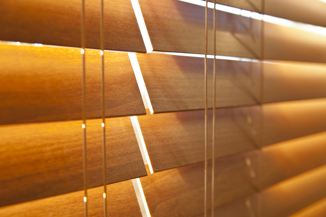 Contemporary Wood Horizontal Blinds Faux Norman Shutters On Design Decorating