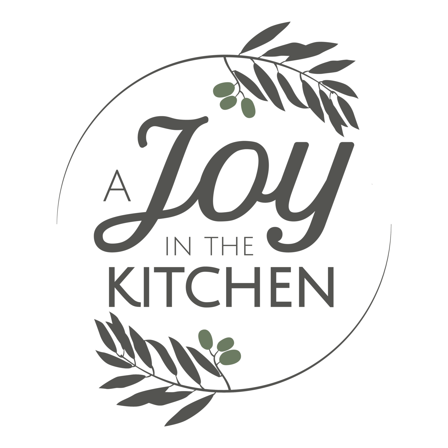 A Joy in the Kitchen