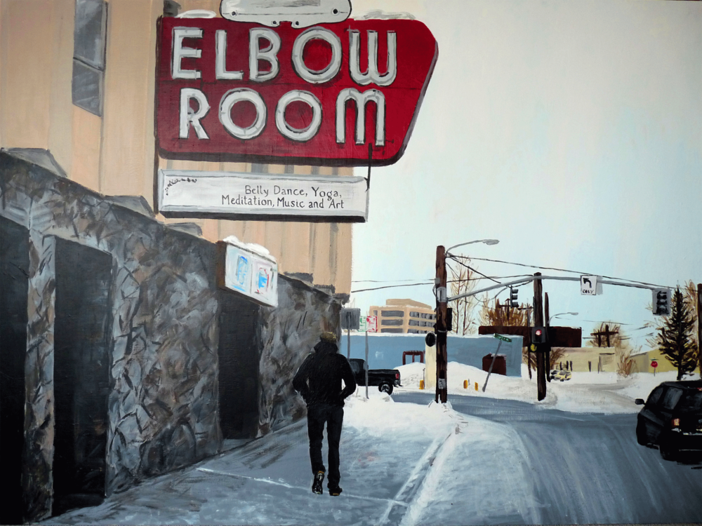 The Elbow Room — r + d