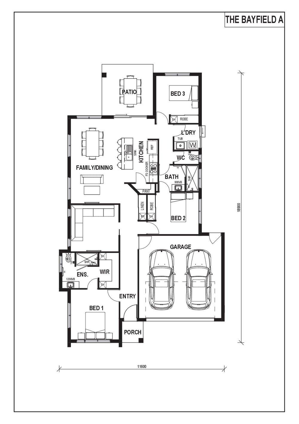 BAYFIELD A - Floor Plan.jpg