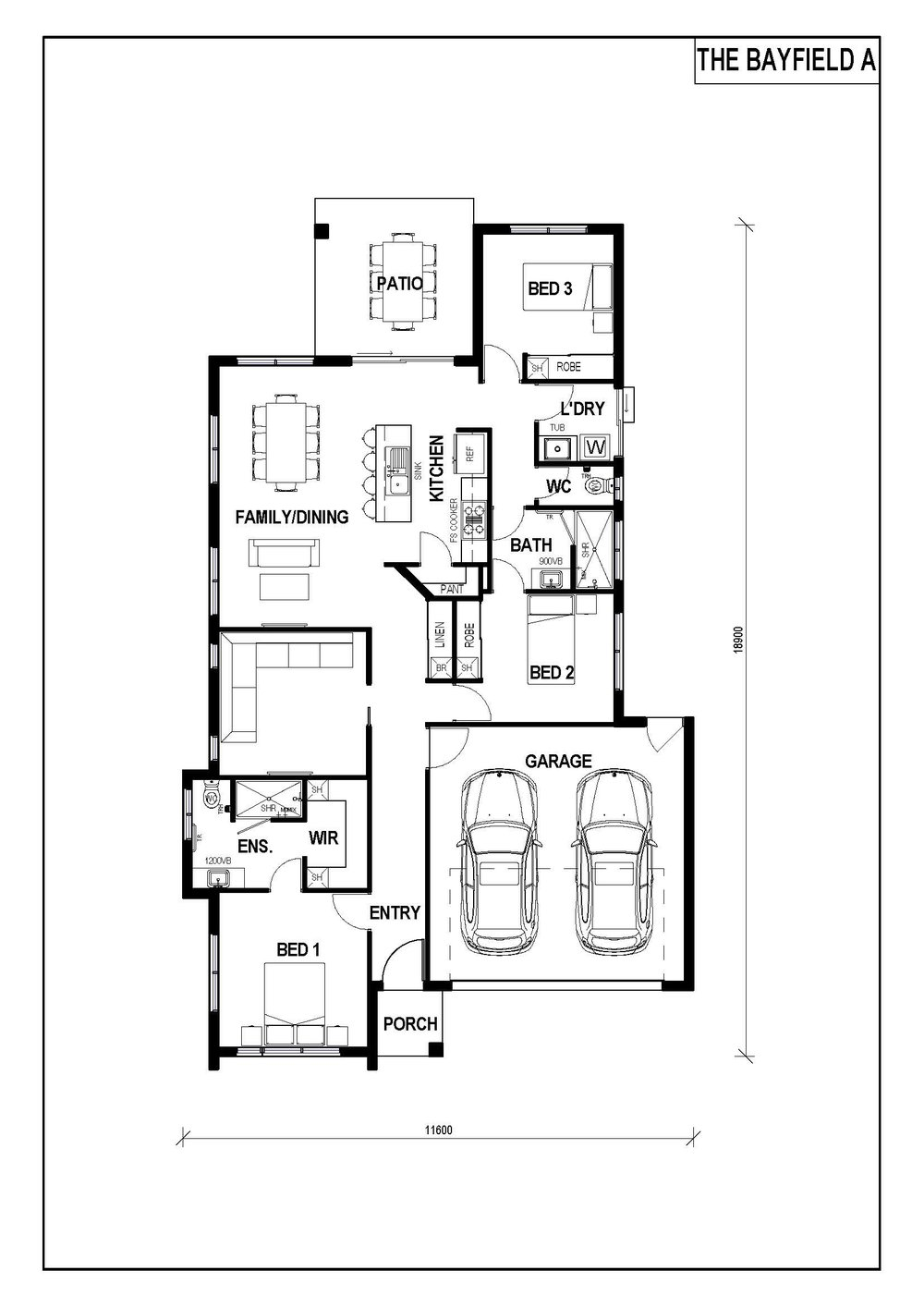 BAYFIELD A - Floor Plan.jpg