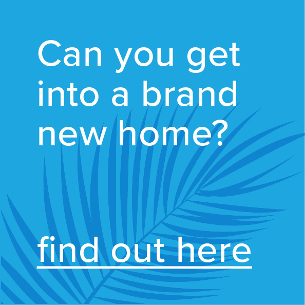 Can you get into a brand new home?