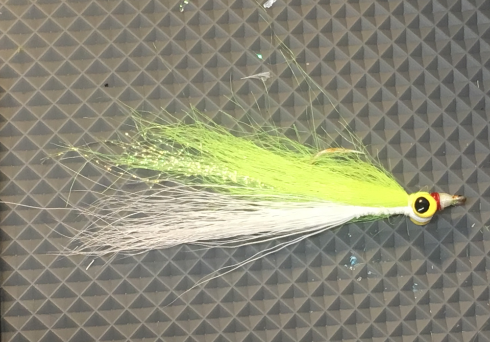 """""""If it ain't chartreuse, what's the use?"""" - Lefty Kreh. Clousers are among the most popular and effective flies for any saltwater gamefish."""