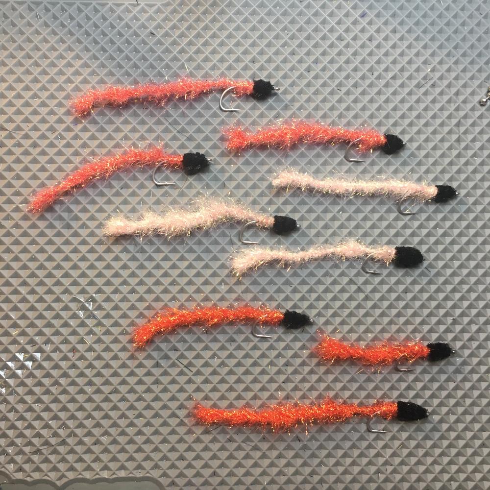 Cinder worms.