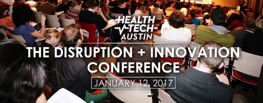 Health Tech Austin's inaugural Disruption + Innovation Conference brought together more than a dozen national and statewide health care leaders to provide insights into new models of care, how technology is changing medicine and where health care is heading. The daylong conference, held Jan. 12 at the Omni Hotel in downtown Austin, featured panels and individual speakers. It was sponsored by Bizologie, Leverage PR, Capitol Factory and Higginbotham.