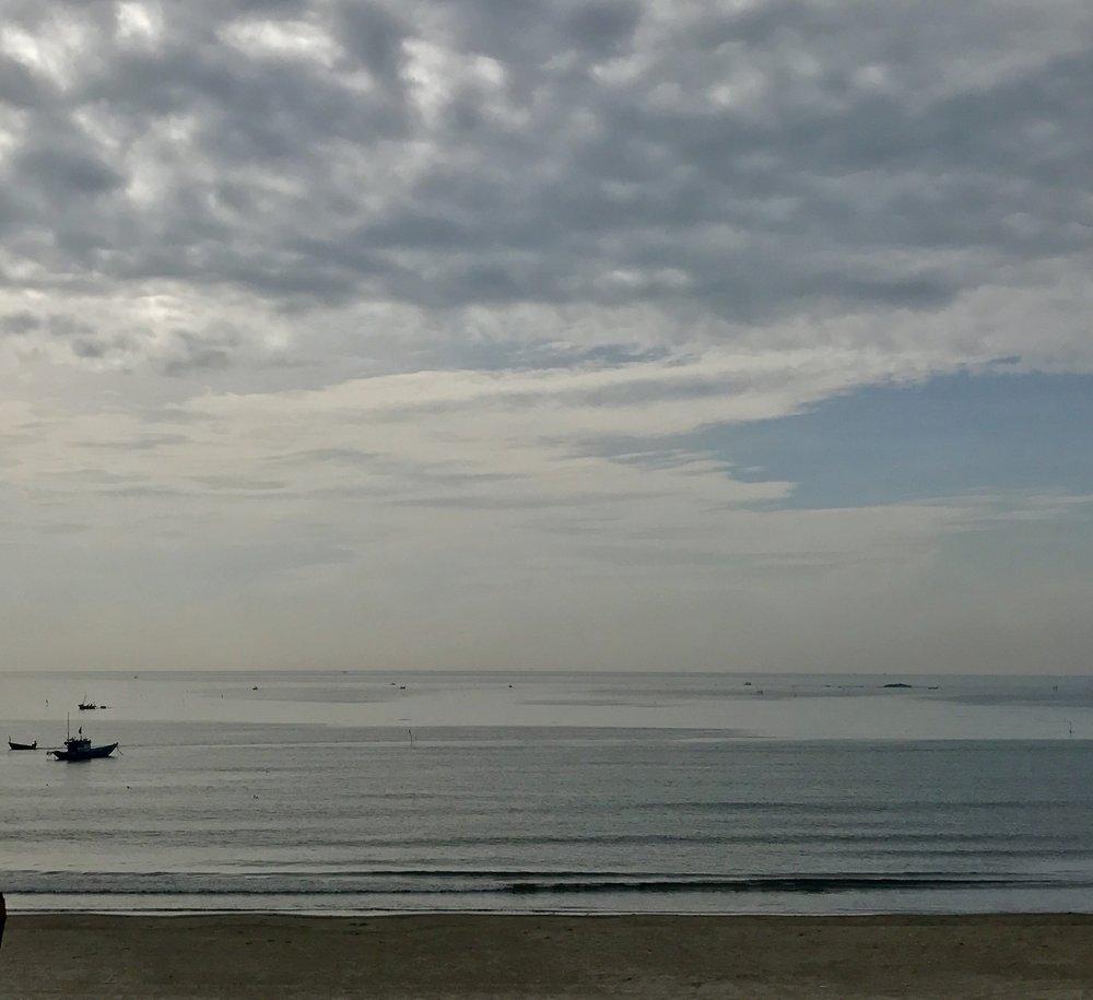 Beach in Danang