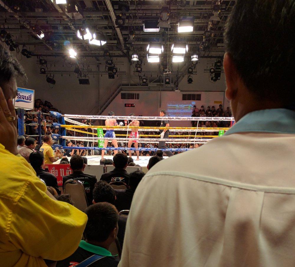 Muay Thai at Channel 7 Stadium