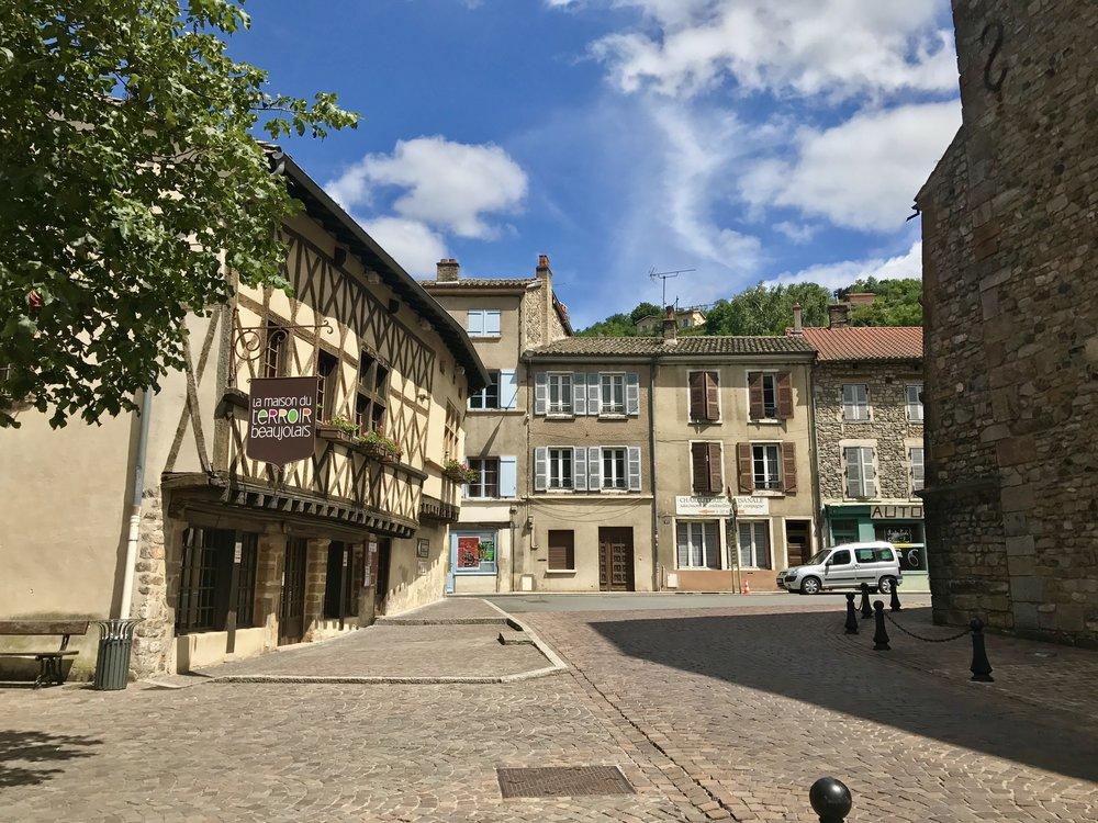 Beaujeu's La Maison du Terroir Beaujolais