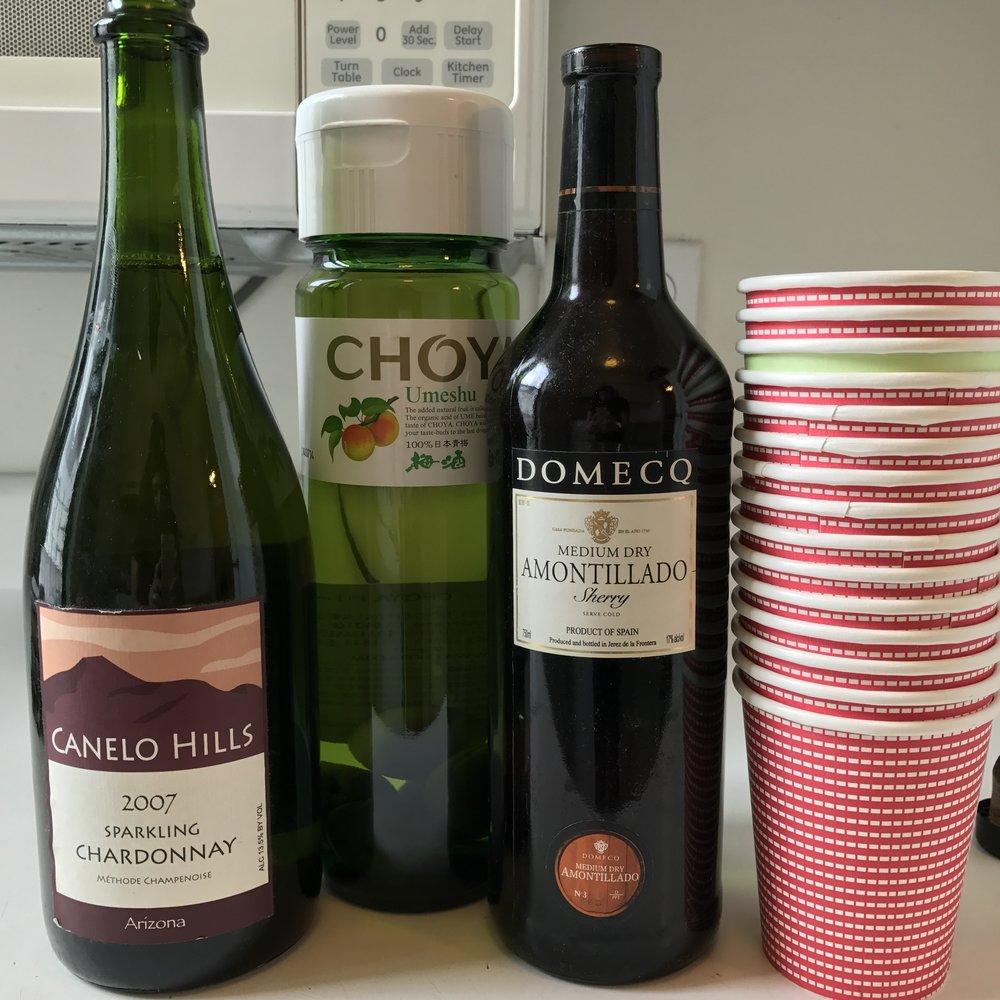 No wine glasses? No problem