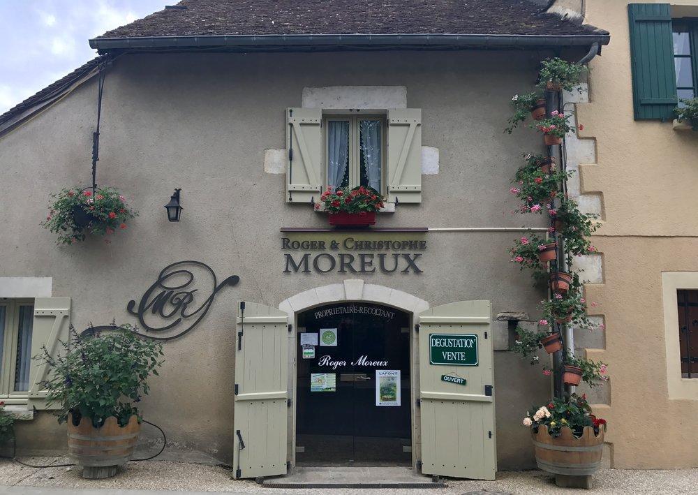 1. Domaine Roger & Christophe Moreux -