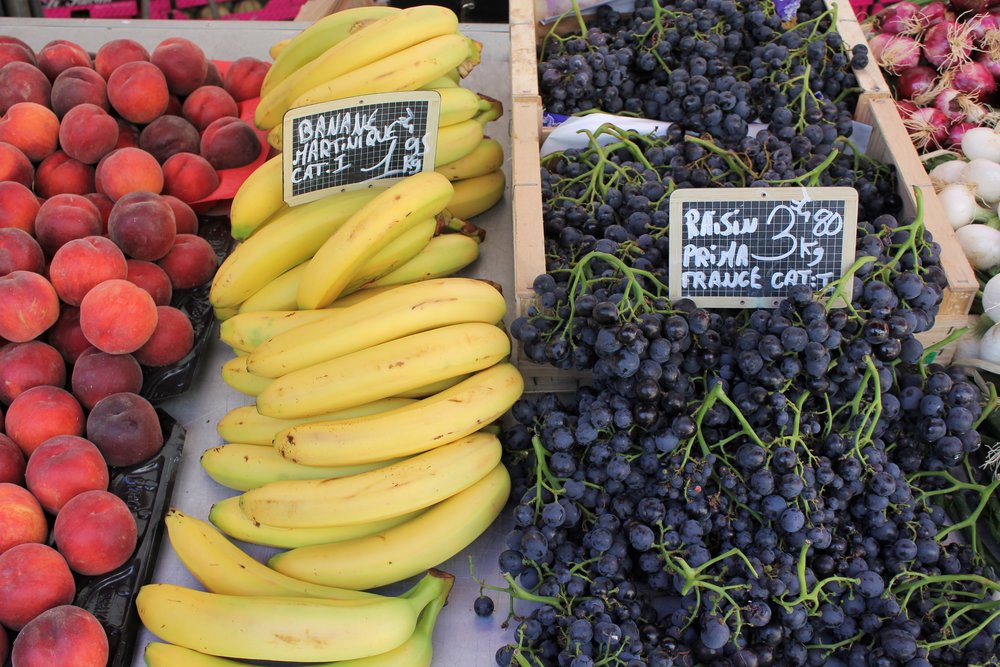 2. Beaune Saturday Market -