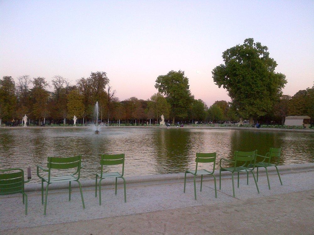 Jardin des Tuileries -
