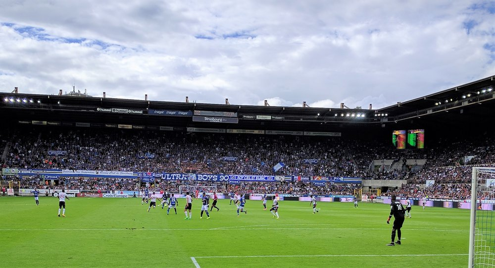 2. Racing Club Strasbourg -