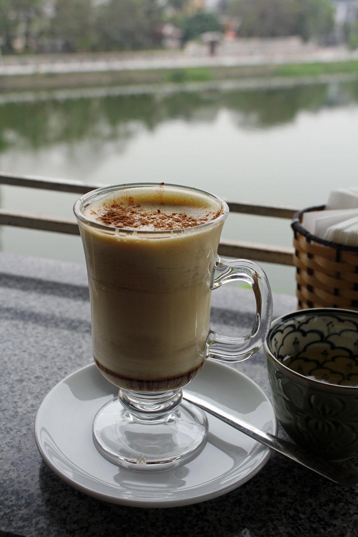 3. Egg Coffee @ Oriberry -