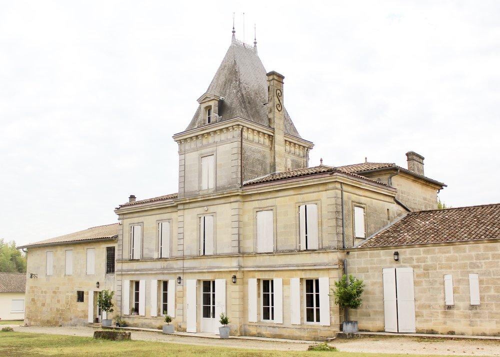 Chateau du Tailhus