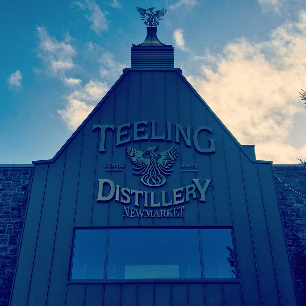 1. Teeling Whiskey -