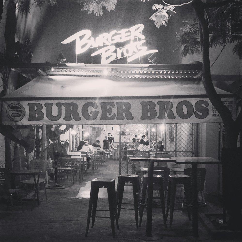 3. Burger Bros -