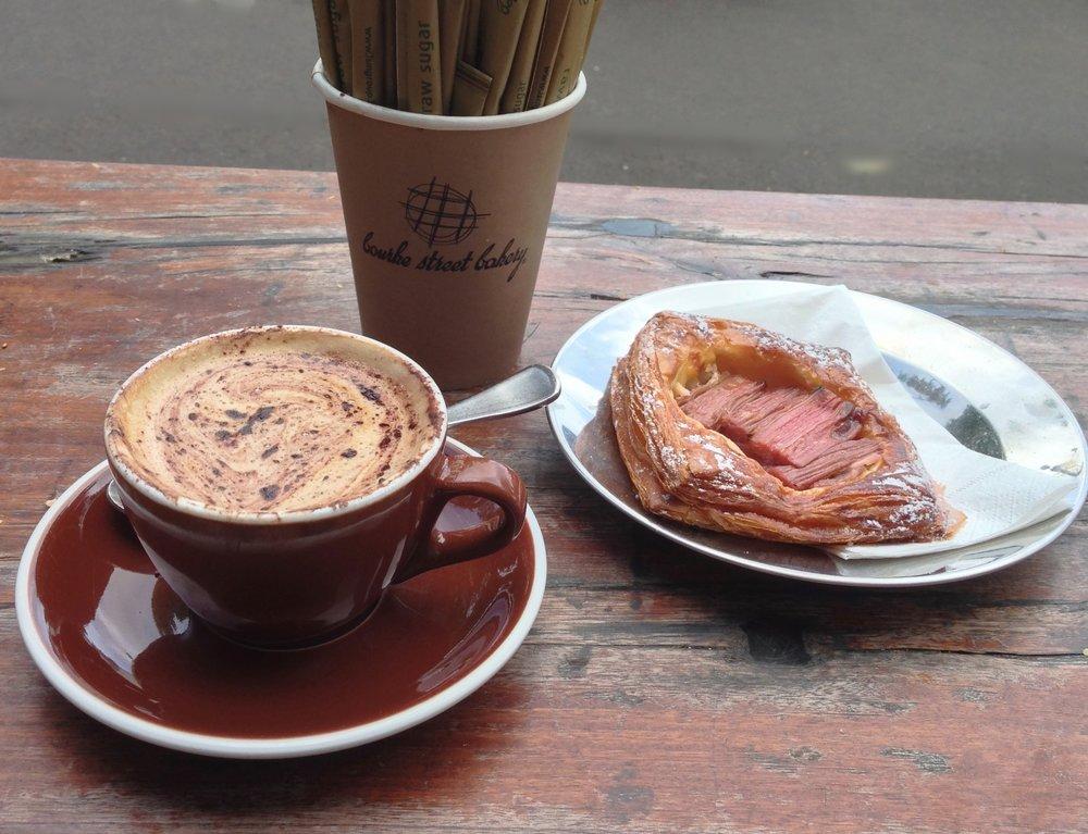 1. Bourke Street Bakery -