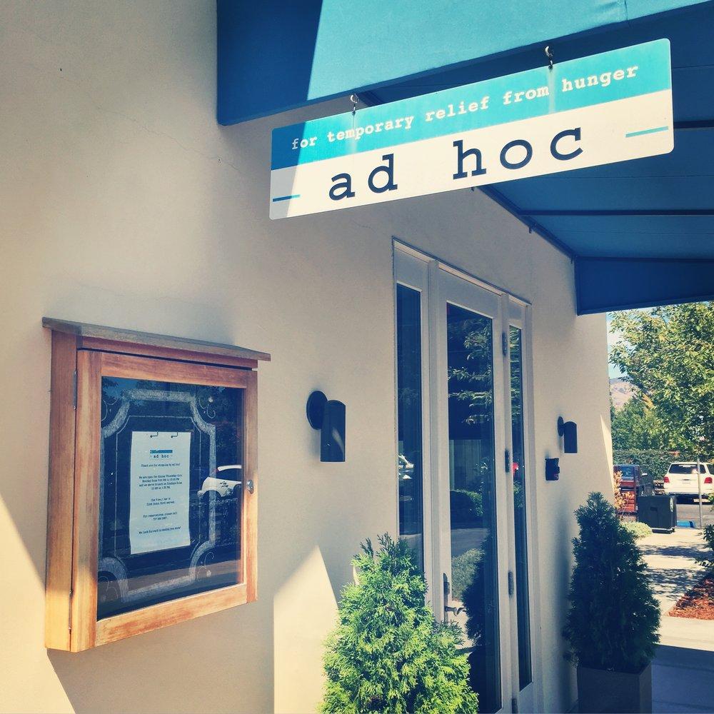 5. Ad Hoc -