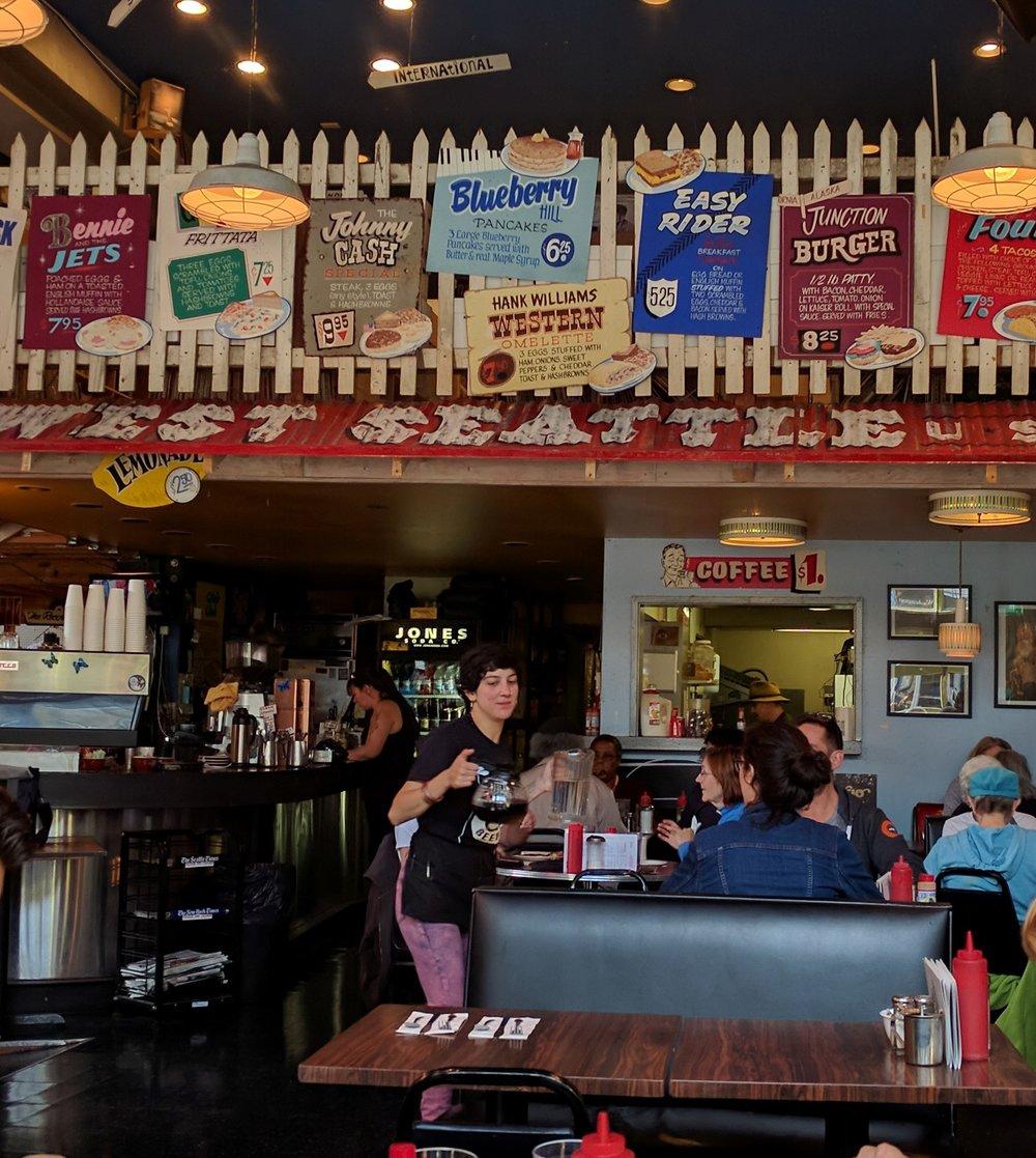 Easy Street's Cafe