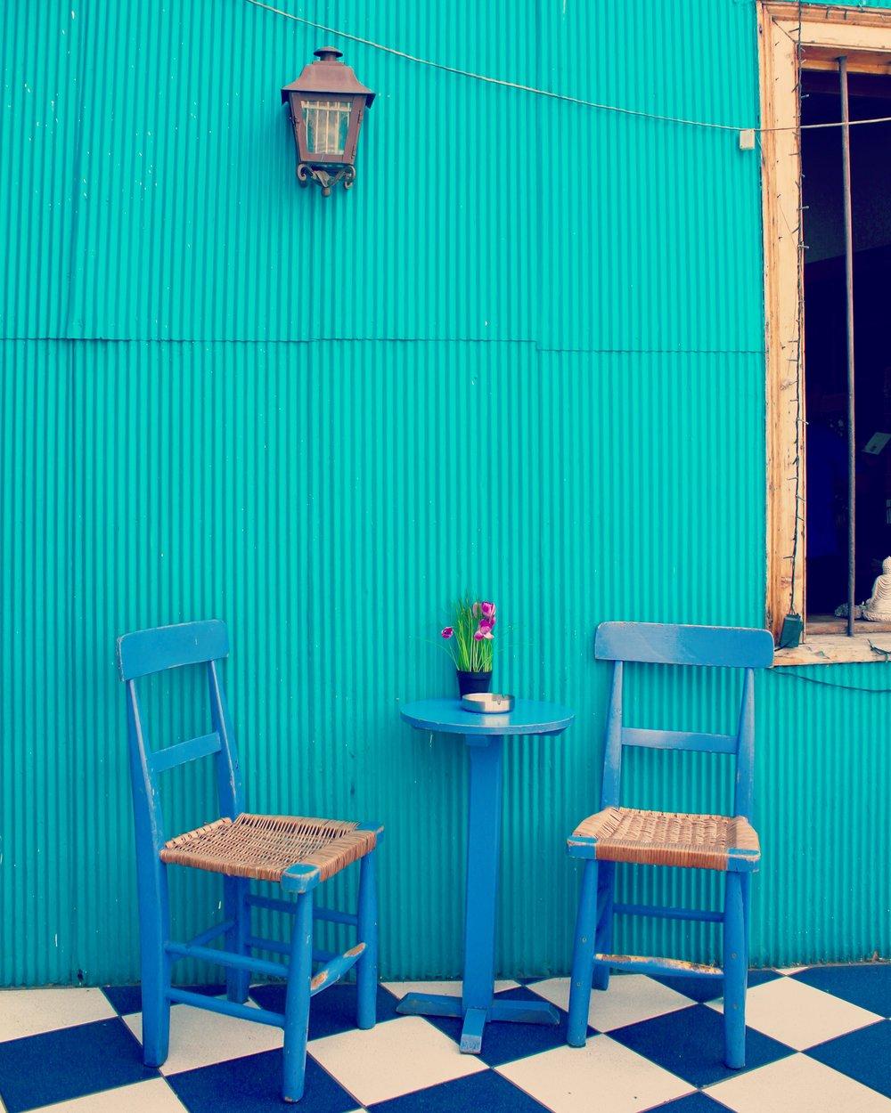4. Cafe Con Cuento -