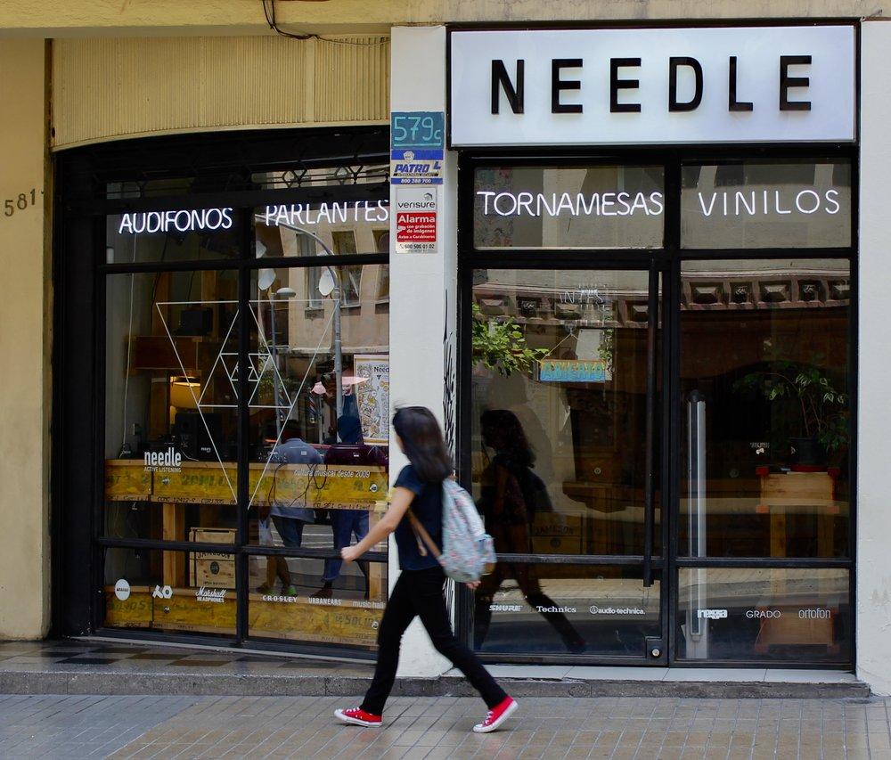 2. Needle Arts -